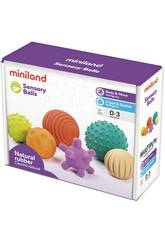Sensory Balls Miniland 97314