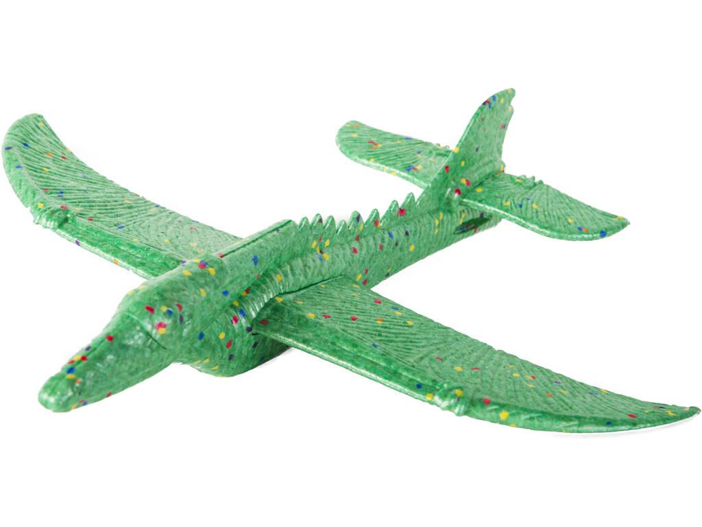 Dragón Volador Verde