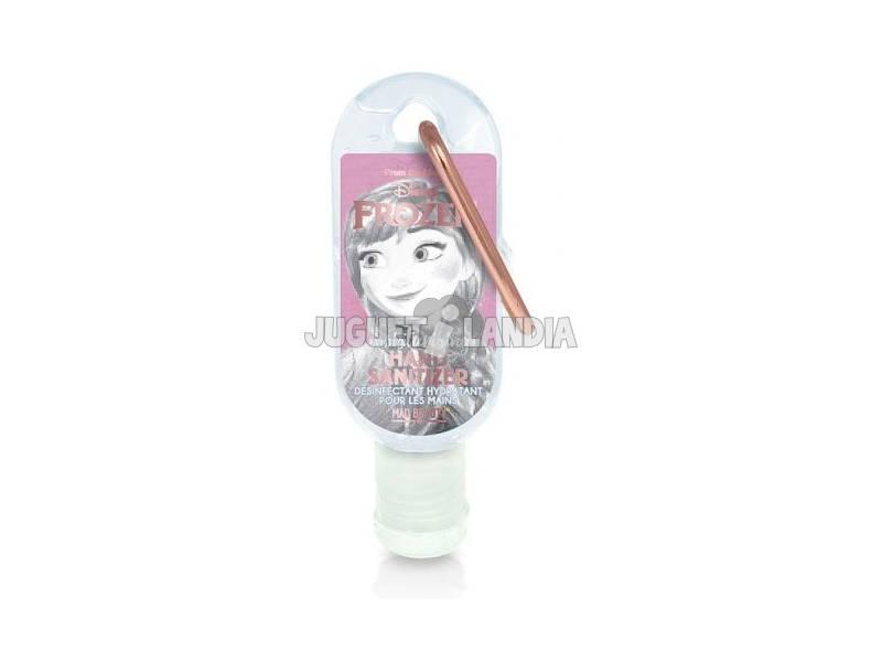 Gel Hidroalcohólico 30 ml. Clip Disney Frozen Anna Cherry
