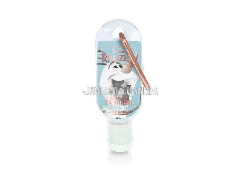Gel Hidroalcohólico 30 ml. Clip Disney Frozen Olaf Apple