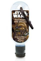 Gel Hidroalcoólico 30 ml. Clip Disney Star Wars Chewbacca