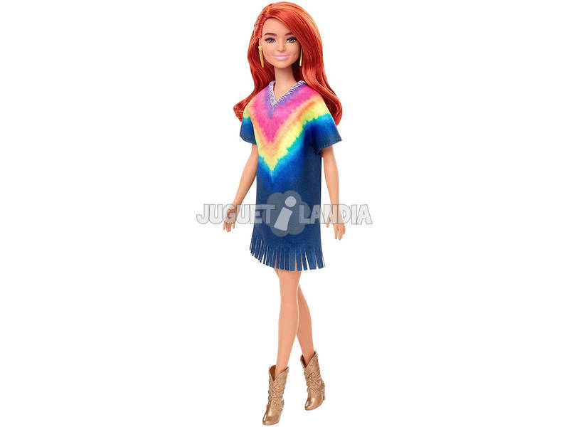 Barbie Fashionistas Name Tbc Mattel GHW55