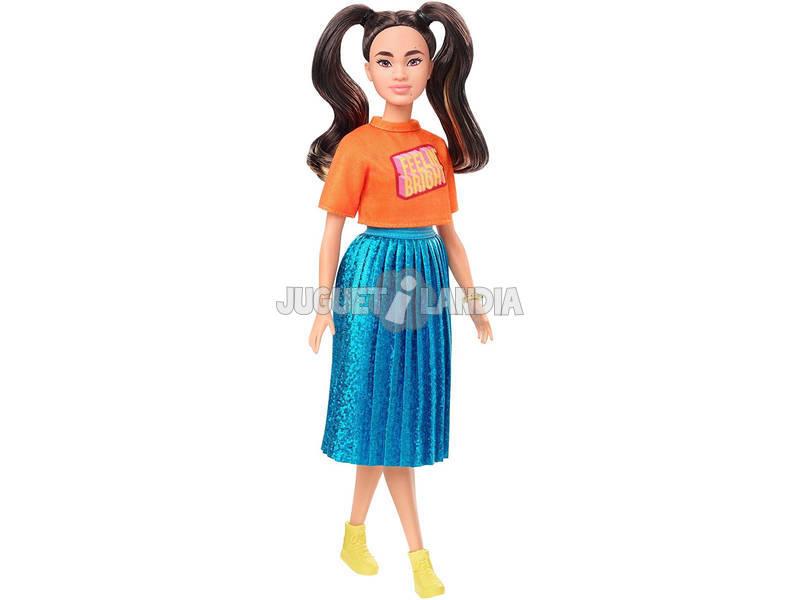 Barbie Fashionistas Feelin' Bright Mattel GHW59