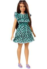 Barbie Fashionistas Polka Dot Dress Mattel GHW63