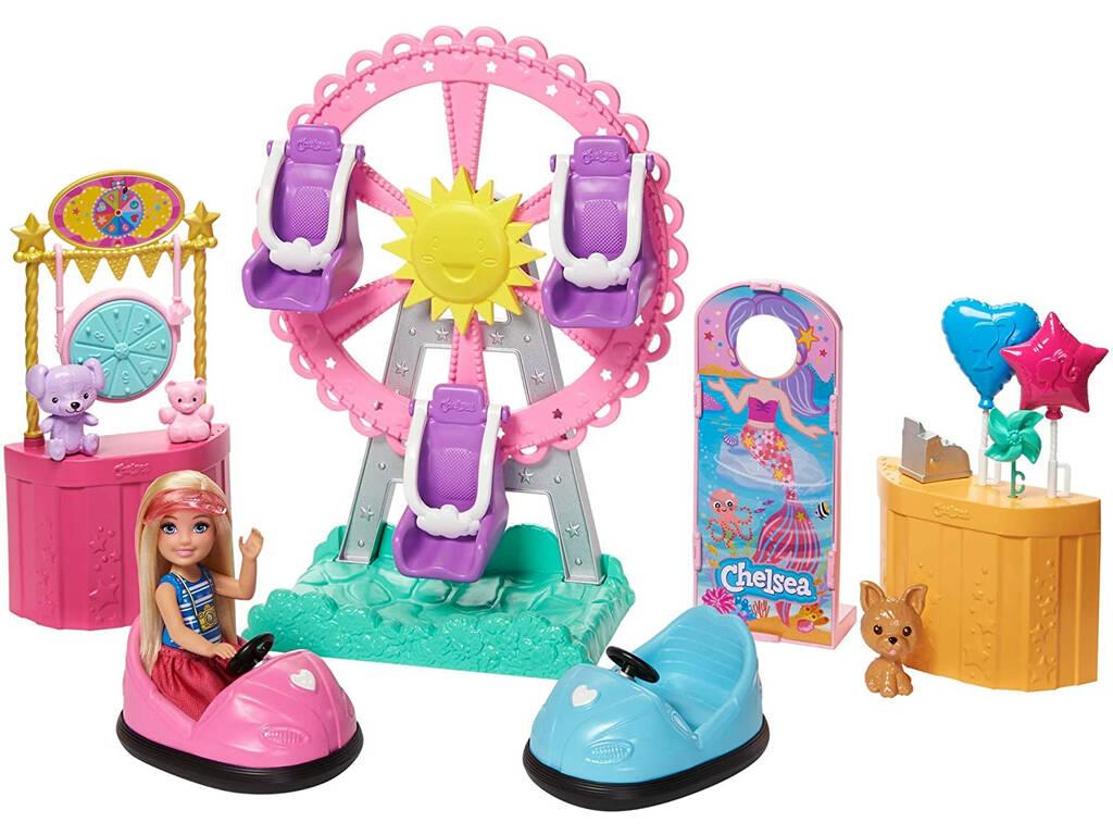 Barbie Parque De Atracciones De Chelsea Mattel GHV82