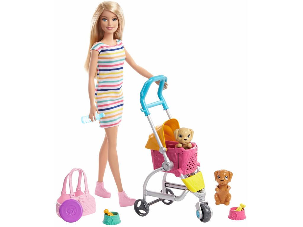 Barbie y Sus Mascotas Mattel GHV92