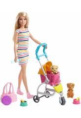 Barbie et Ses Animaux de Compagnie Mattel GHV92