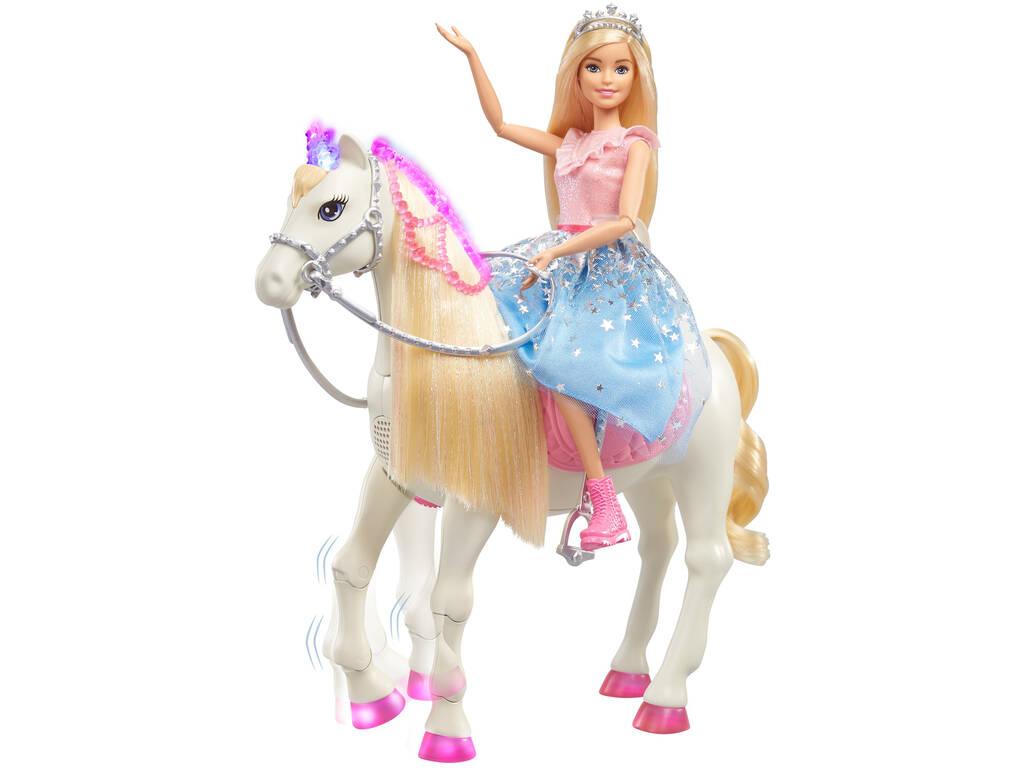 Barbie Princess Adventure y Su Caballo Mattel GML79