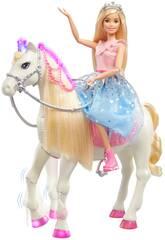 Barbie Princess Adventure e il Suo Cavallo Mattel GML79