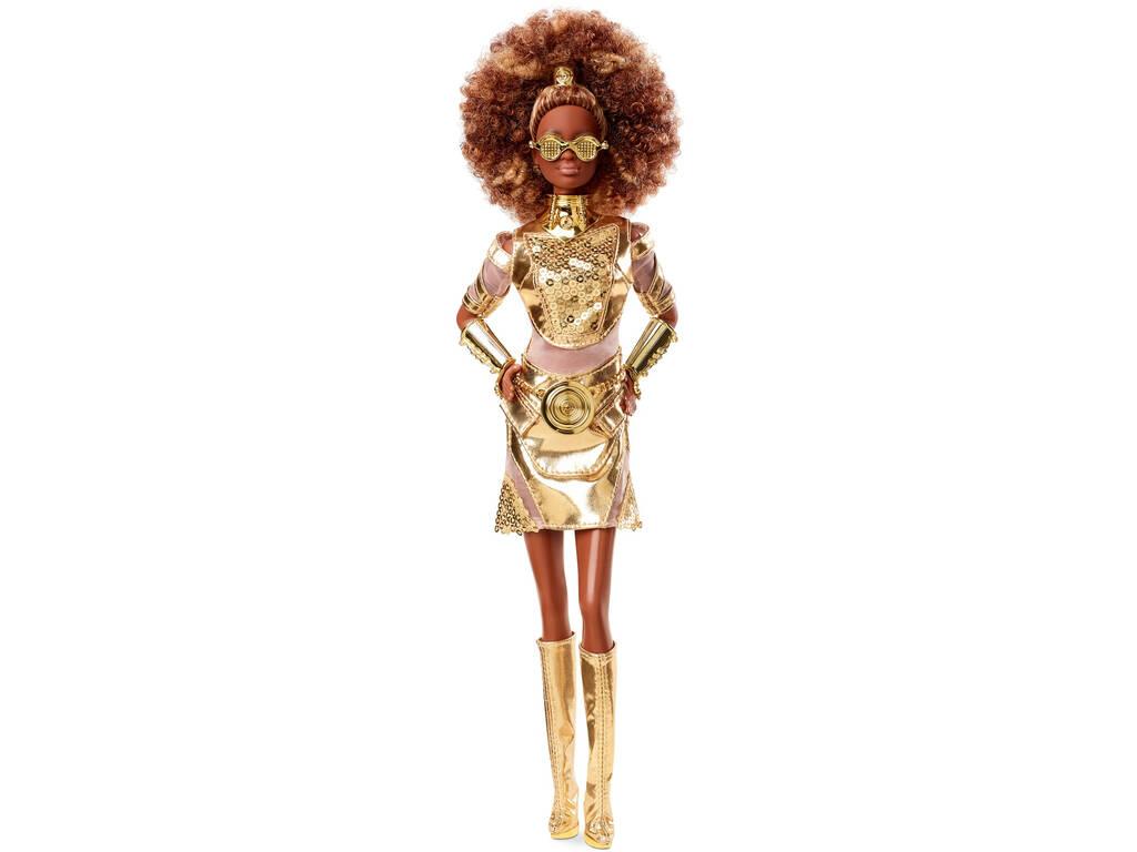 Barbie Colección Star Wars C3PO Mattel GLY30
