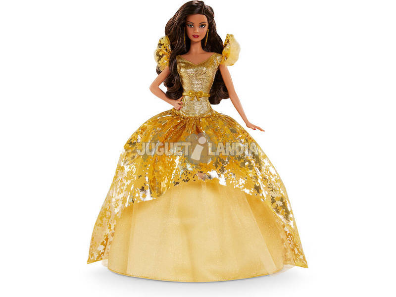 Barbie Colección Morena Mattel GHT56