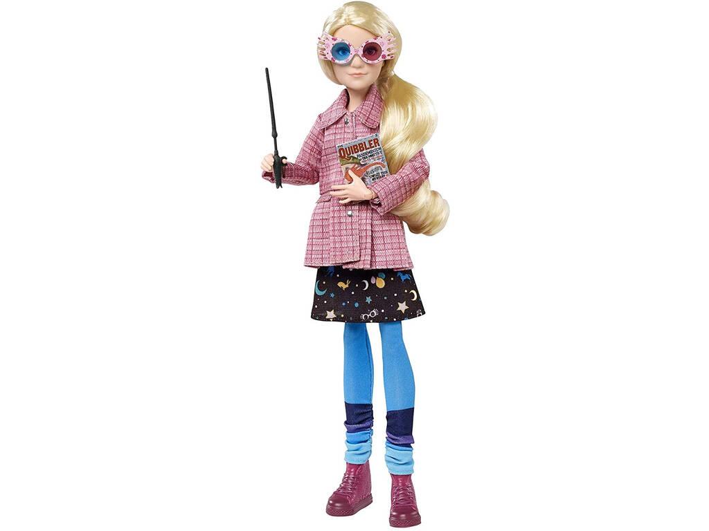 Harry Potter Muñeca Luna Lovegood Mattel GNR32