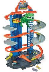Hot Wheels City El Garaje Definitivo de HW Mattel GJL14