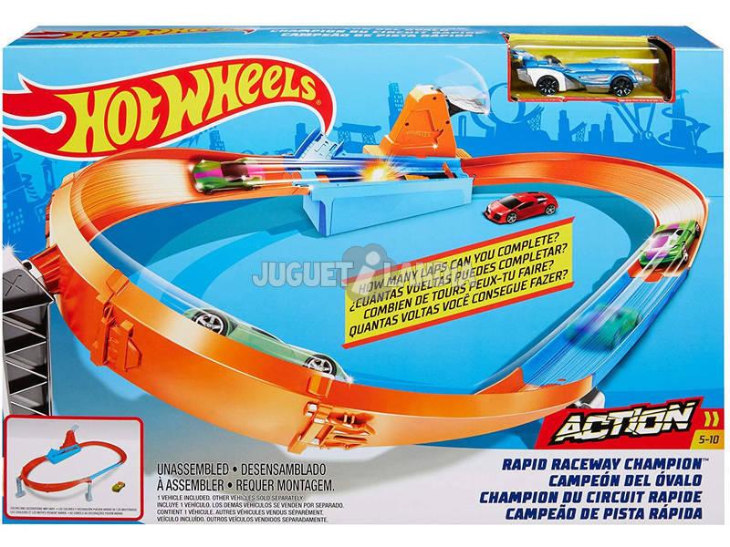 Hot Wheels Pista Campeón de Derrapes Mattel GJM75