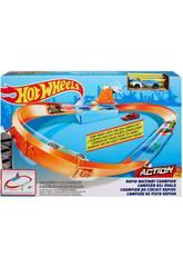 Hot Wheels Piste Champion de Drift Mattel GJM75