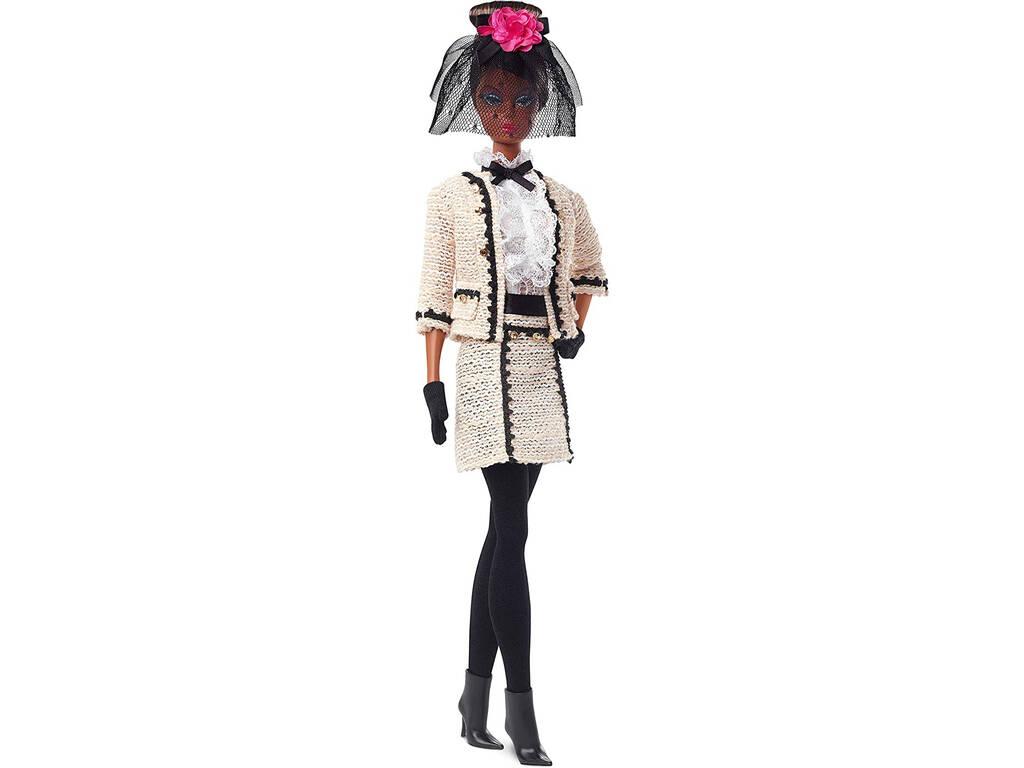 Barbie Colección Bfmc Crema Mattel GHT65