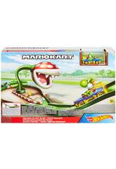 Hot Wheels Piste Piranha de Mario Kart Mattel GFY47