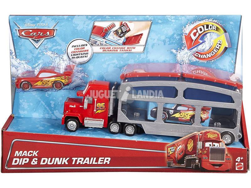 Cars Mack Camión Color Mágico Mattel CKD34