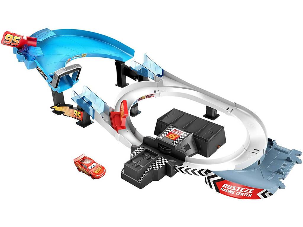 Cars RustEze Doble Circuito de Carreras Mattel GNW06