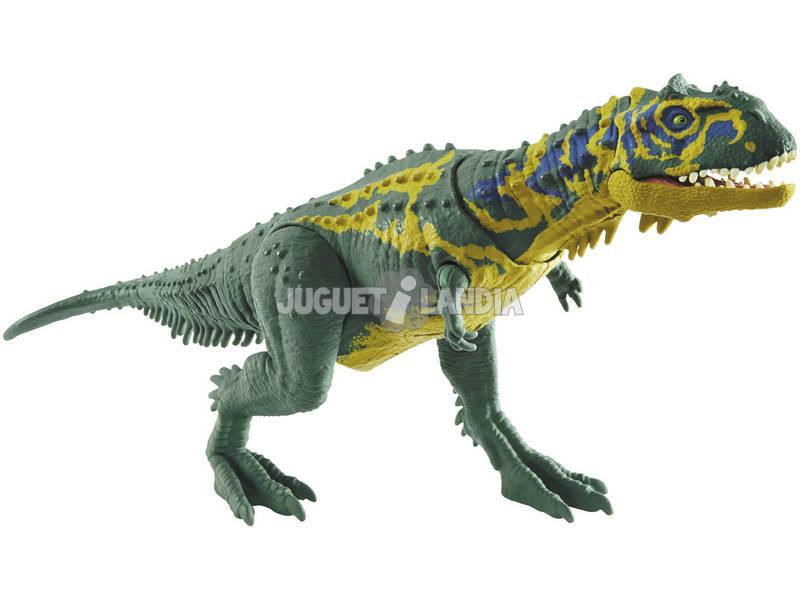 Jurassic World Sound Strike Majungasaurus Mattel GMC95