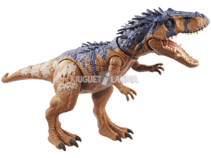 Jurassic World Massive Biters Siats Meekerorum Mattel GJP35