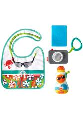 Fisher Price Conjunto de Regalo Tiny Tourist Mattel GKC50