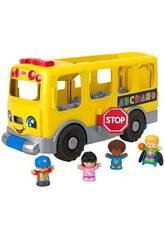 Fisher Price Little People Autobús Escolar Mattel GTL68