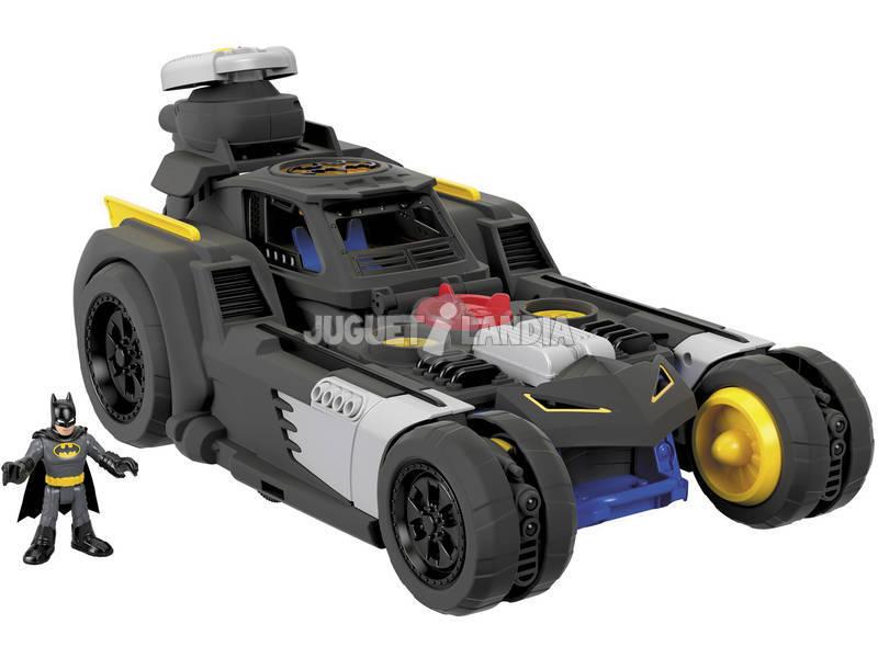 Imaginext Batmóvil RC Transformable Mattel GMH33