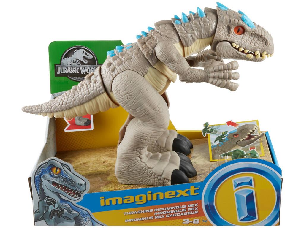 Imaginext Jurassic World Indominus Rex Mattel GMR16