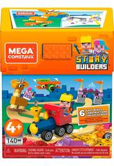 Mega Construx Story Builders Boîte 140 Pièces Mattel GRG53