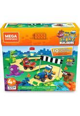 Mega Construx Story Builders Caja 325 Piezas Mattel GRG42