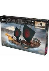 Il Trono di Spade Mega Construx Got Nave Targaryen Mattel GPB29