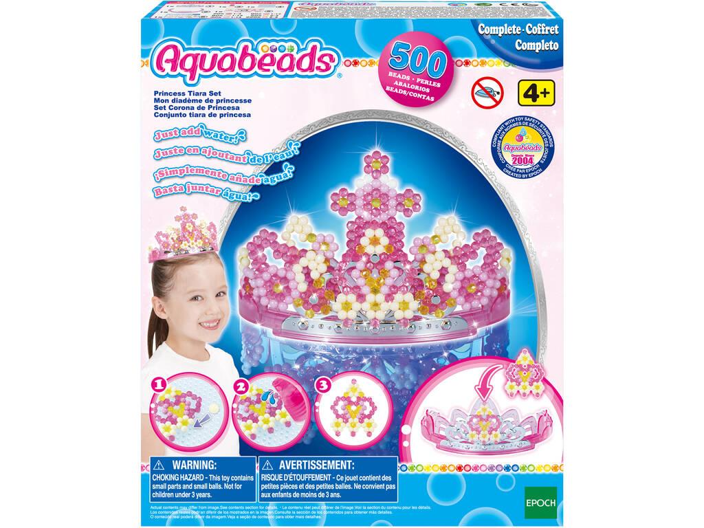 Aquabeads Set Corona de Princesa Epoch Para Imaginar 31604