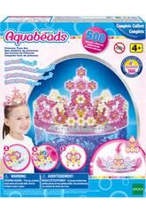 Aquabeads Set Coroa de Princesa Epoch Para Imaginar 31604
