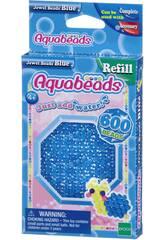 Aquabeads Pack Abalorios Joya Azul Epoch Para Imaginar 32708