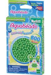 Aquabeads Pack Perles Solides Vert Clair Epoch Para Imaginar 32538