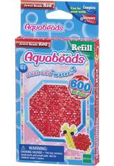 Aquabeads Pack Perles Bijou Rouge Epoch Para Imaginar 32668