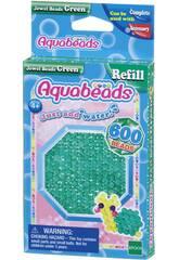 Aquabeads Pack Abalorios Joya Verde Epoch Para Imaginar 32698