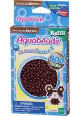 Aquabeads Pack Contas Sólidos Castanho Epoch Para Imaginar 32598