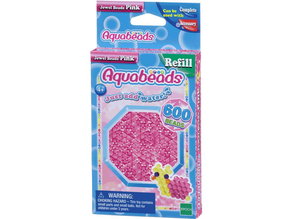 Aquabeads Pack Abalorios Joya Rosa Epoch Para Imaginar 32728