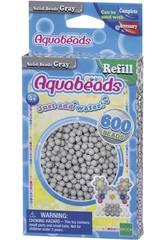 Aquabeads Pack Perline Solide Grigio Epoch Para Imaginar 32648