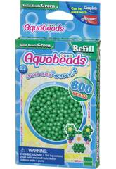 Aquabeads Pack Perles Solides Vert Foncé Epoch Para Imaginar 32548