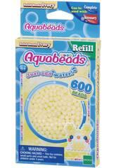 Aquabeads Pack Contas Sólidos Branco Marfim Epoch Para Imaginar 32628