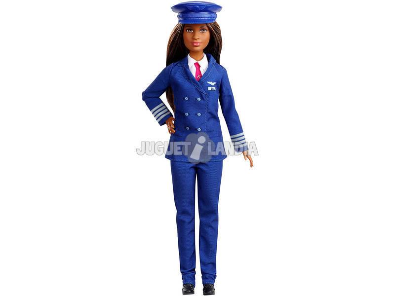 Barbie Quiero Ser Piloto Mattel GFX25
