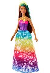 Barbie Princesa Dreamtopia Mattel GJK14