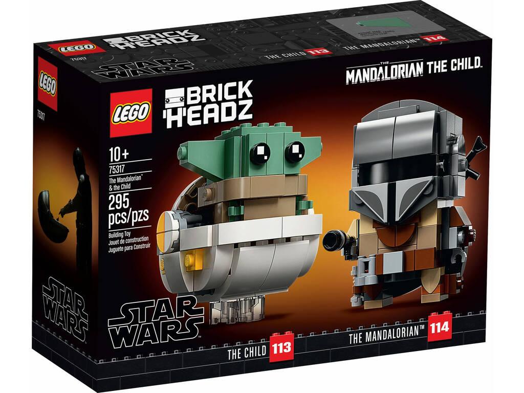 Lego Star Wars El Manaloriano y El Niño 75317