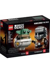 Lego Star Wars Le Mandalorien et l'Enfant 75313