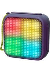 Altifalante Portátil Beat Box 2+ Lightcube Amethyst Energy Sistem 44683