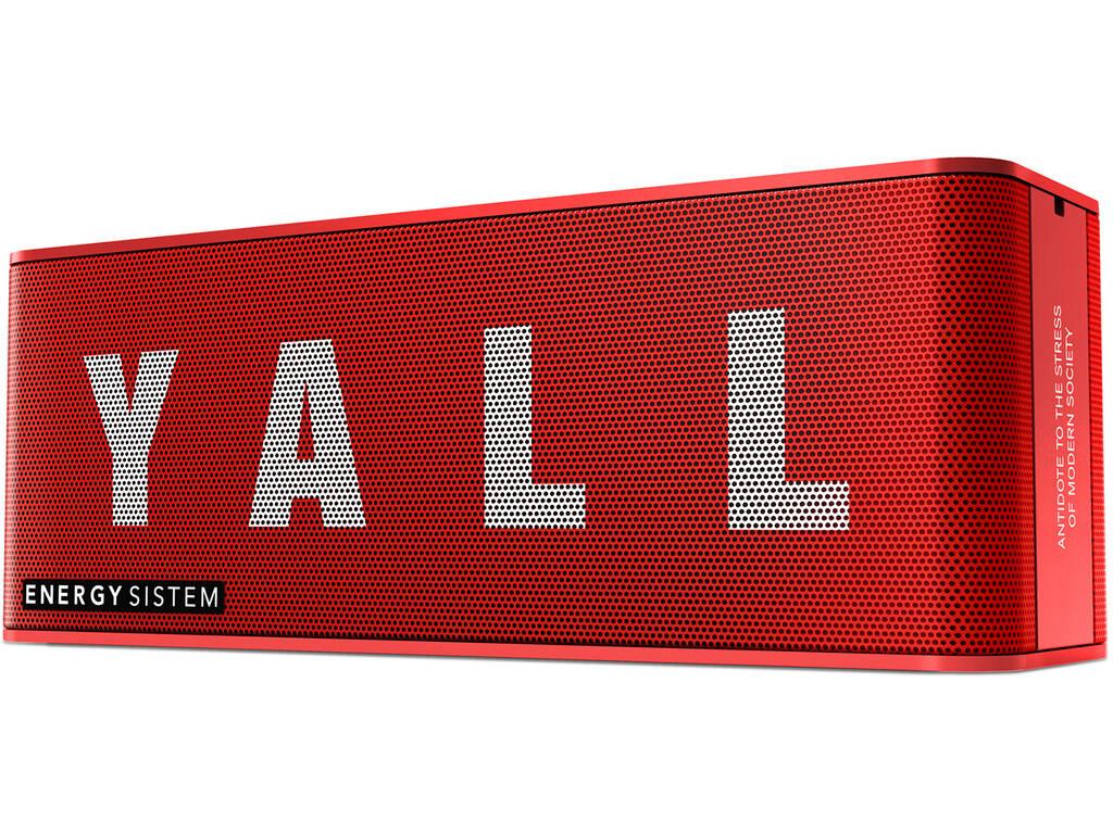 Altavoz Portátil Music Box 5+ Yall Edition Energy Sistem 44602