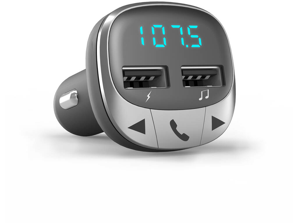 Portable Audio Car Transmitter FM Bluetooth Energy Sistem 44826